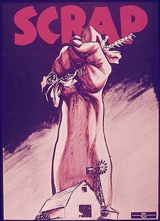World War II Poster: Scrap