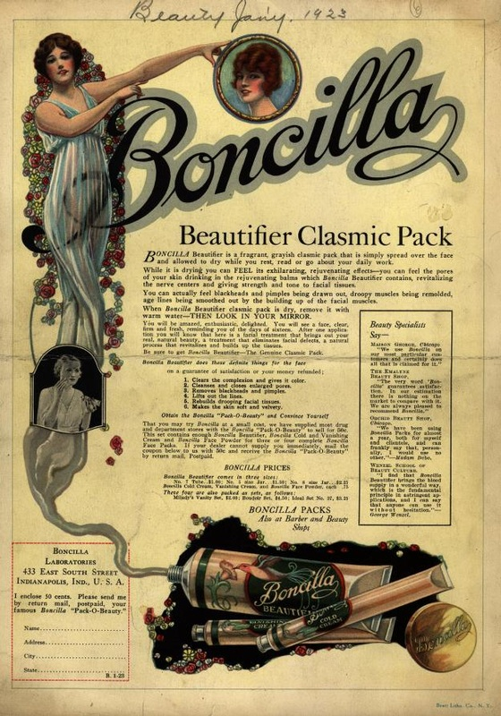 Boncilla Beautifier Clasmic Pack